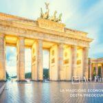 Germania, La maggiore economia europea desta preoccupazione - Act finanz gestori patrimoniali(1)