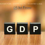 Recover fund: impatto sul Pil + 3% entro il 2025